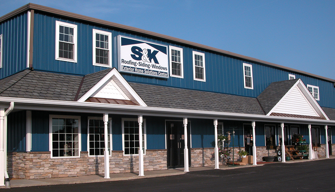 S&K Roofing Maryland